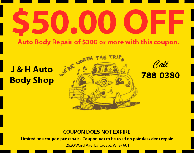$50.00 Off Coupon | Print and present at time of payment