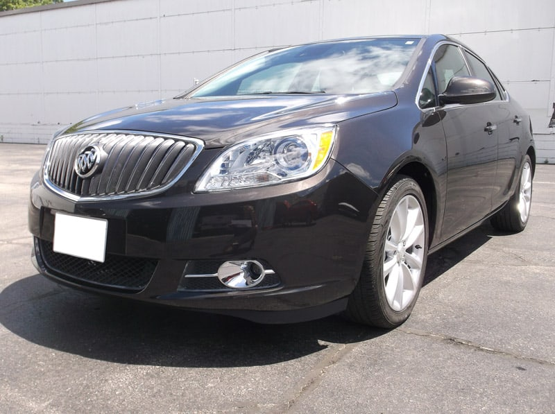 Buick after collision repair services