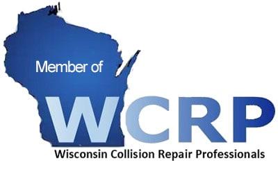 Wisconsin Collision Repair Professionals logo